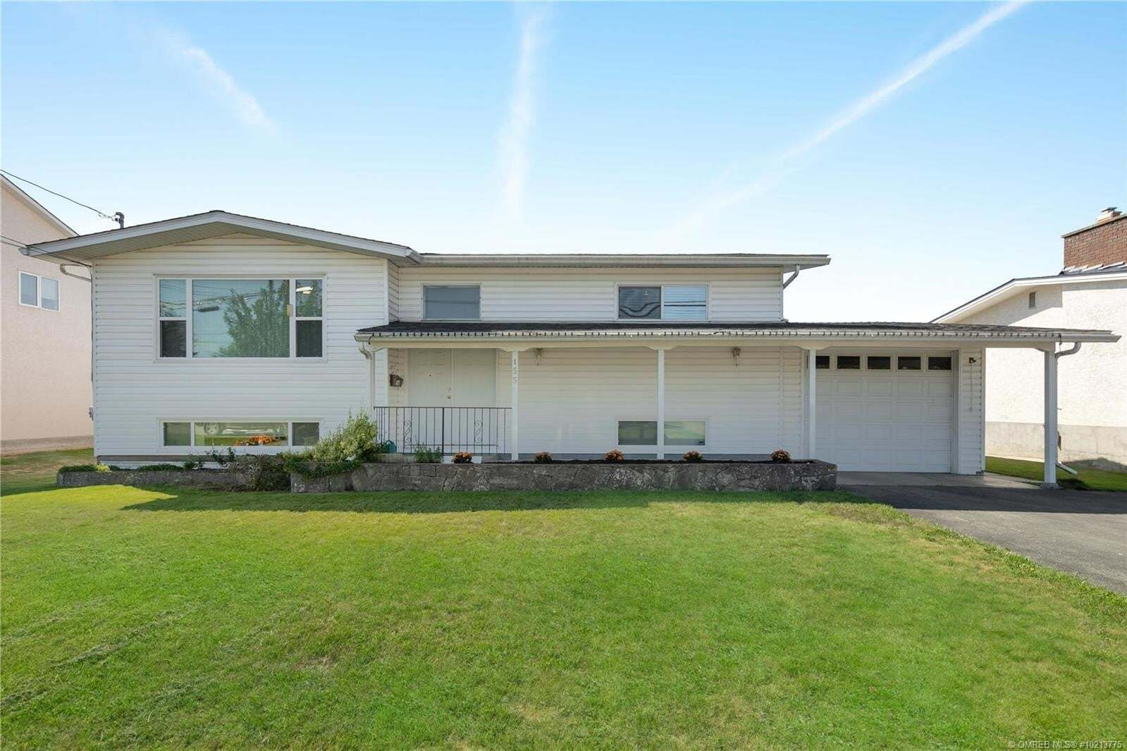 House for sale at 155 Bach Rd Kelowna British Columbia - MLS: 10213775