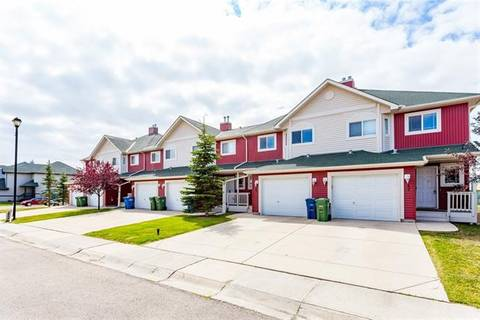 Townhouse for sale at 155 Bayside Point(e) Southwest Airdrie Alberta - MLS: C4244731