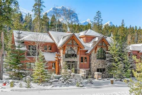 House for sale at 155 Cairns Landng Canmore Alberta - MLS: C4229708