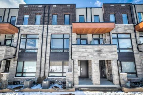 Townhouse for sale at 155 Carpaccio Ave Vaughan Ontario - MLS: N4710852