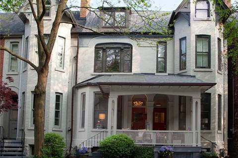 Townhouse for sale at 155 Collier St Toronto Ontario - MLS: C4475847