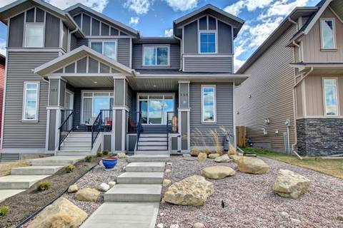 Townhouse for sale at 155 Fireside Dr Cochrane Alberta - MLS: C4244644