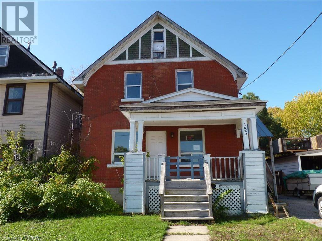 Townhouse for sale at 155 Fourth Ave East North Bay Ontario - MLS: 242556