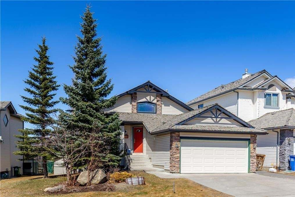 House for sale at 155 Gleneagles Vw Gleneagles, Cochrane Alberta - MLS: C4289369