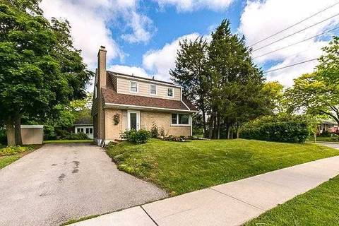 House for sale at 155 Heslop Rd Milton Ontario - MLS: W4601808