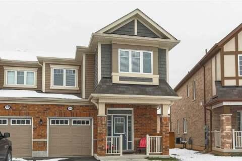 Townhouse for rent at 155 Mcmonies Dr Hamilton Ontario - MLS: X4777401