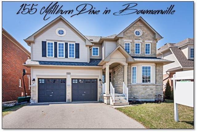 Sold: 155 Millburn Drive, Clarington, ON