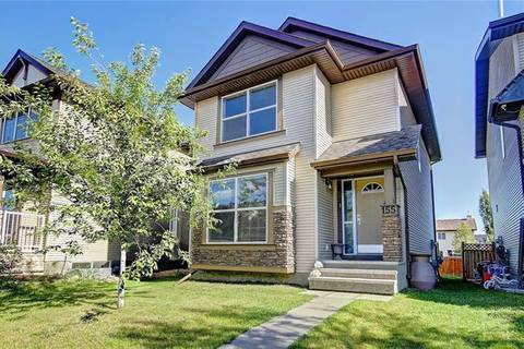 House for sale at 155 Silverado Plains Cs Southwest Calgary Alberta - MLS: C4254590