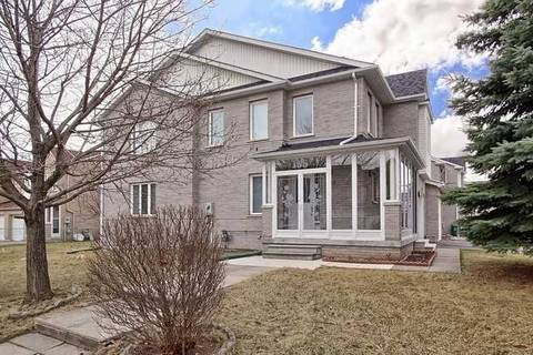 Townhouse for sale at 155 Sunway Sq Markham Ontario - MLS: N4422316