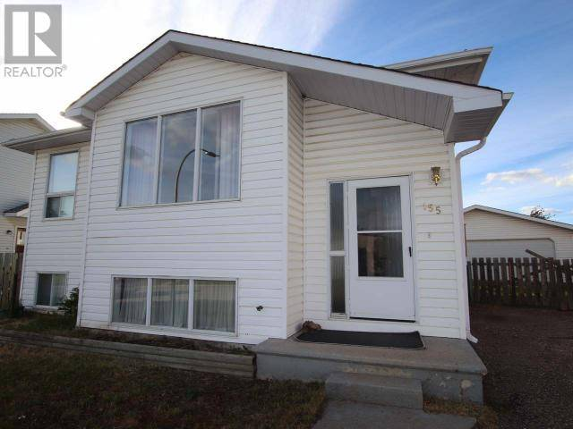 House for sale at 155 Valleyview Cres Tumbler Ridge British Columbia - MLS: 178911