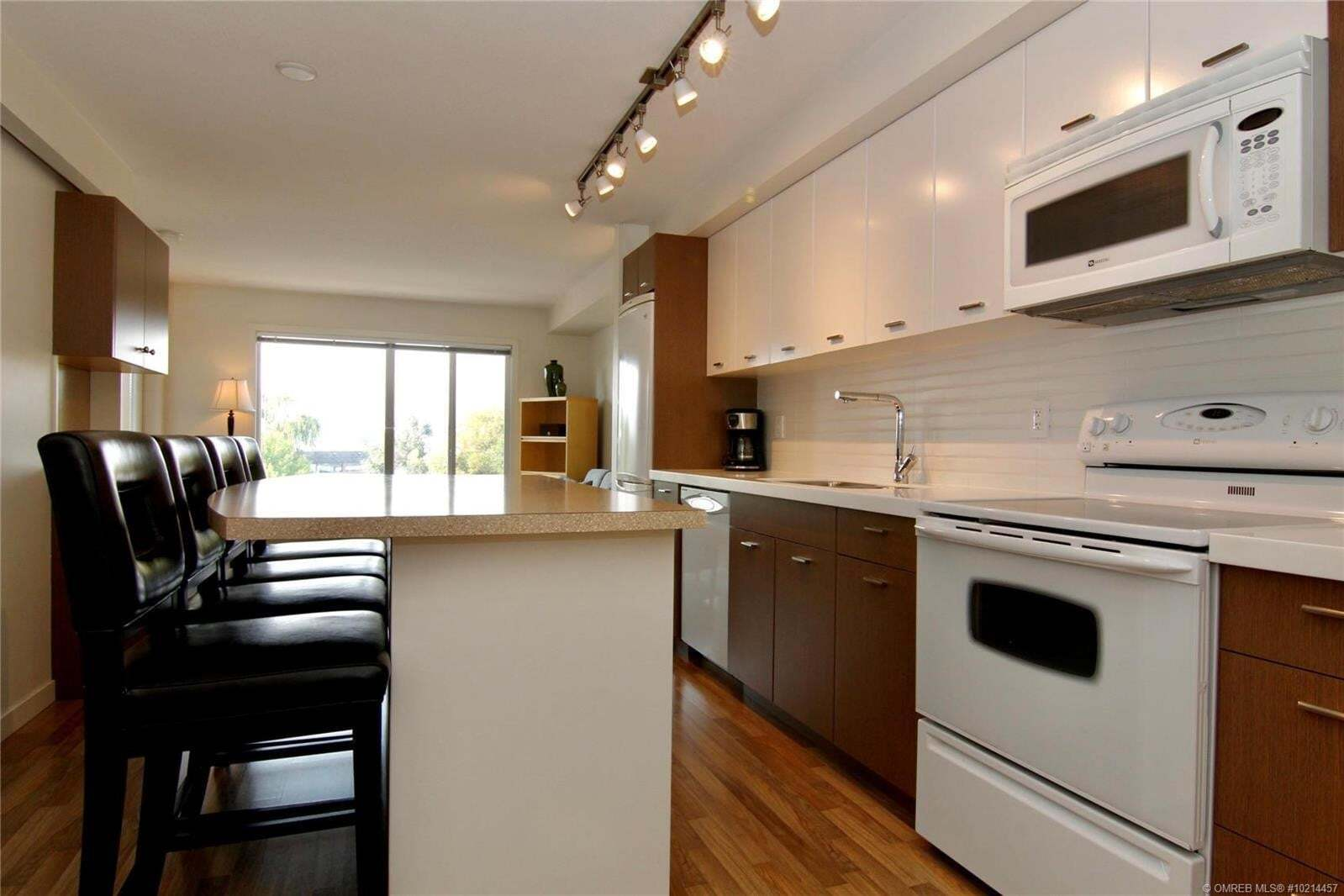 Condo for sale at 1550 Dickson Ave Kelowna British Columbia - MLS: 10214457
