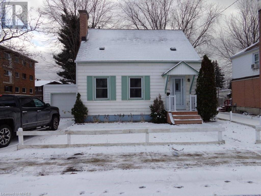 House for sale at 1551 Cassells St North Bay Ontario - MLS: 232635