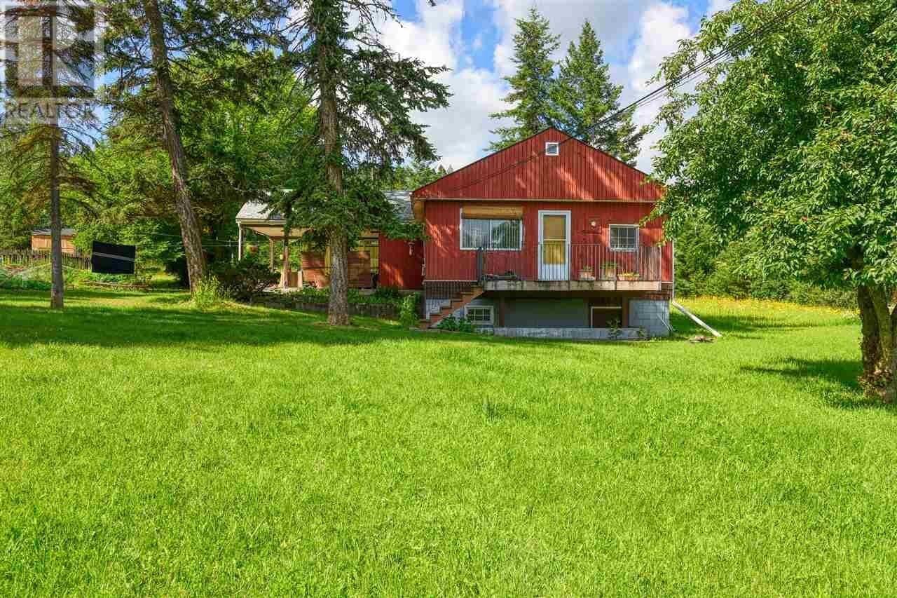 House for sale at 1551 Dog Creek Rd Williams Lake British Columbia - MLS: R2519922