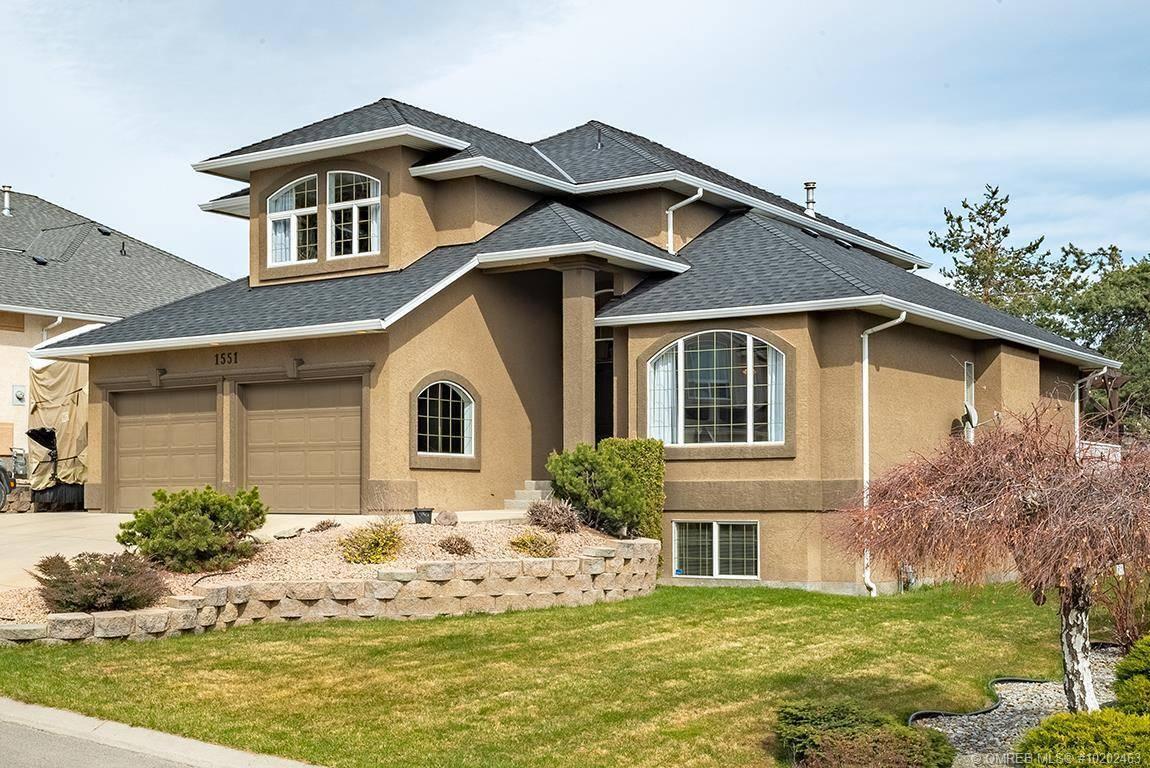 House for sale at 1551 Lindsay Dr Kelowna British Columbia - MLS: 10202463