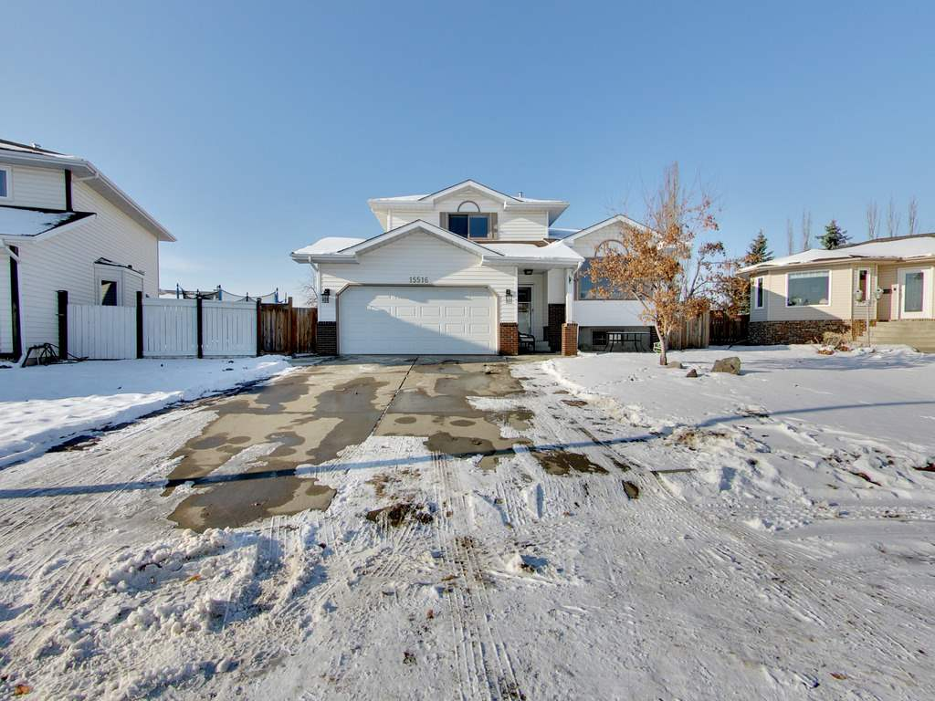 For Sale: 15516 68 Street, Edmonton, AB | 4 Bed, 4 Bath House for $469,900. See 20 photos!