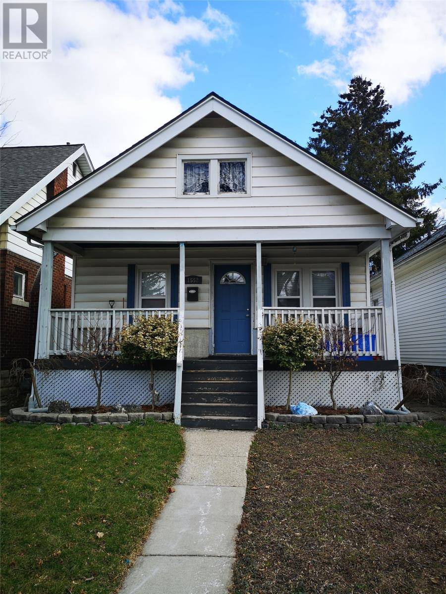 House for sale at 1552 Church St Windsor Ontario - MLS: 20003762
