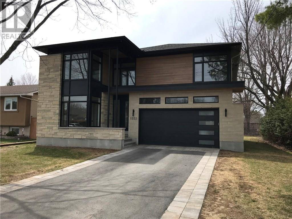 House for sale at 1552 Claymor Ave Ottawa Ontario - MLS: 1185956