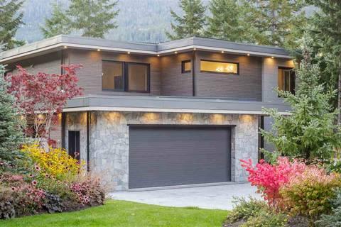 House for sale at 1553 Tynebridge Ct Whistler British Columbia - MLS: R2413384