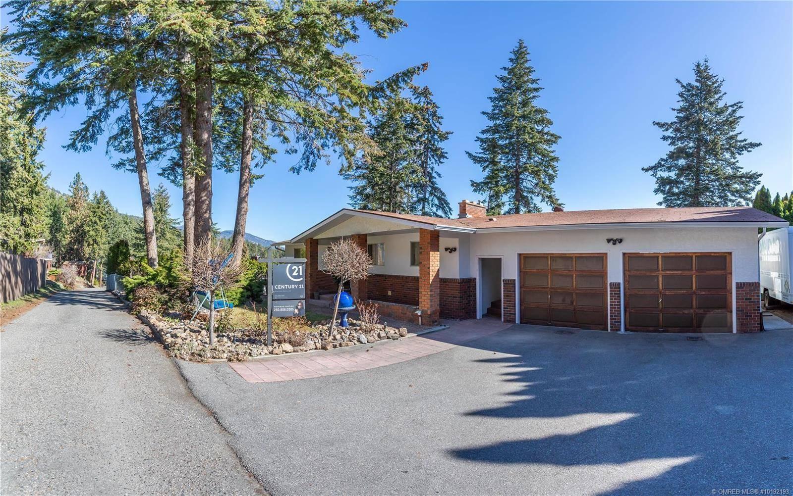 House for sale at 1554 Mcnaughton Rd West Kelowna British Columbia - MLS: 10192193