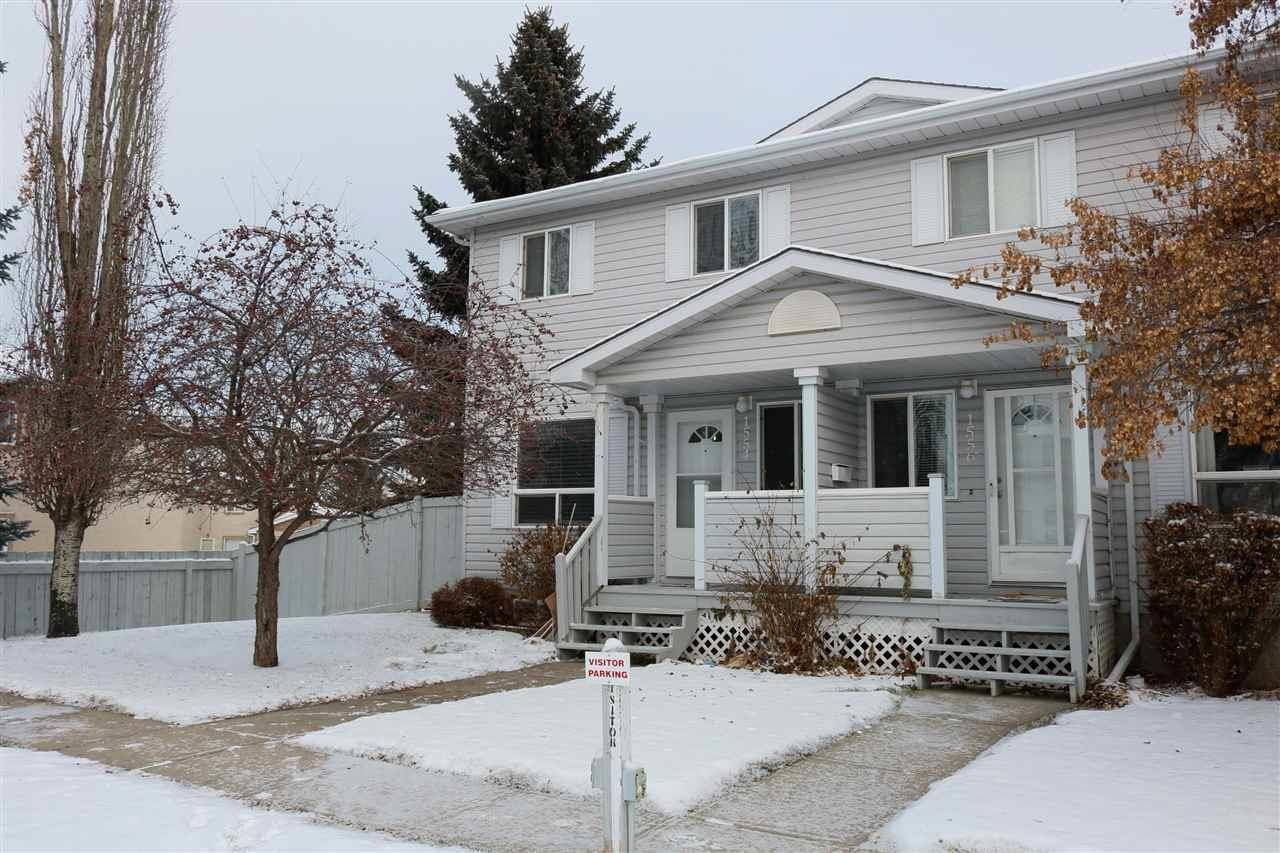 Townhouse for sale at 1554 Mill Woods Rd Nw Edmonton Alberta - MLS: E4181518