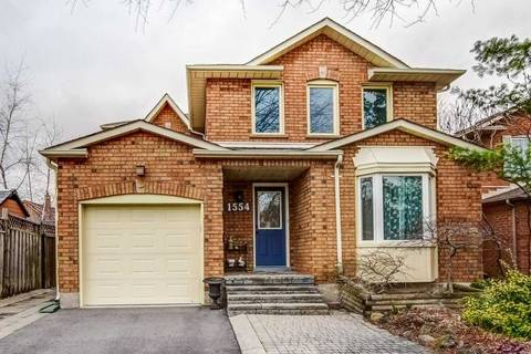 House for sale at 1554 Parish Ln Oakville Ontario - MLS: W4736034