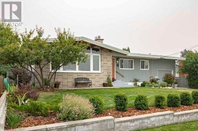 House for sale at 1554 Ridgedale Ave Penticton British Columbia - MLS: 185884