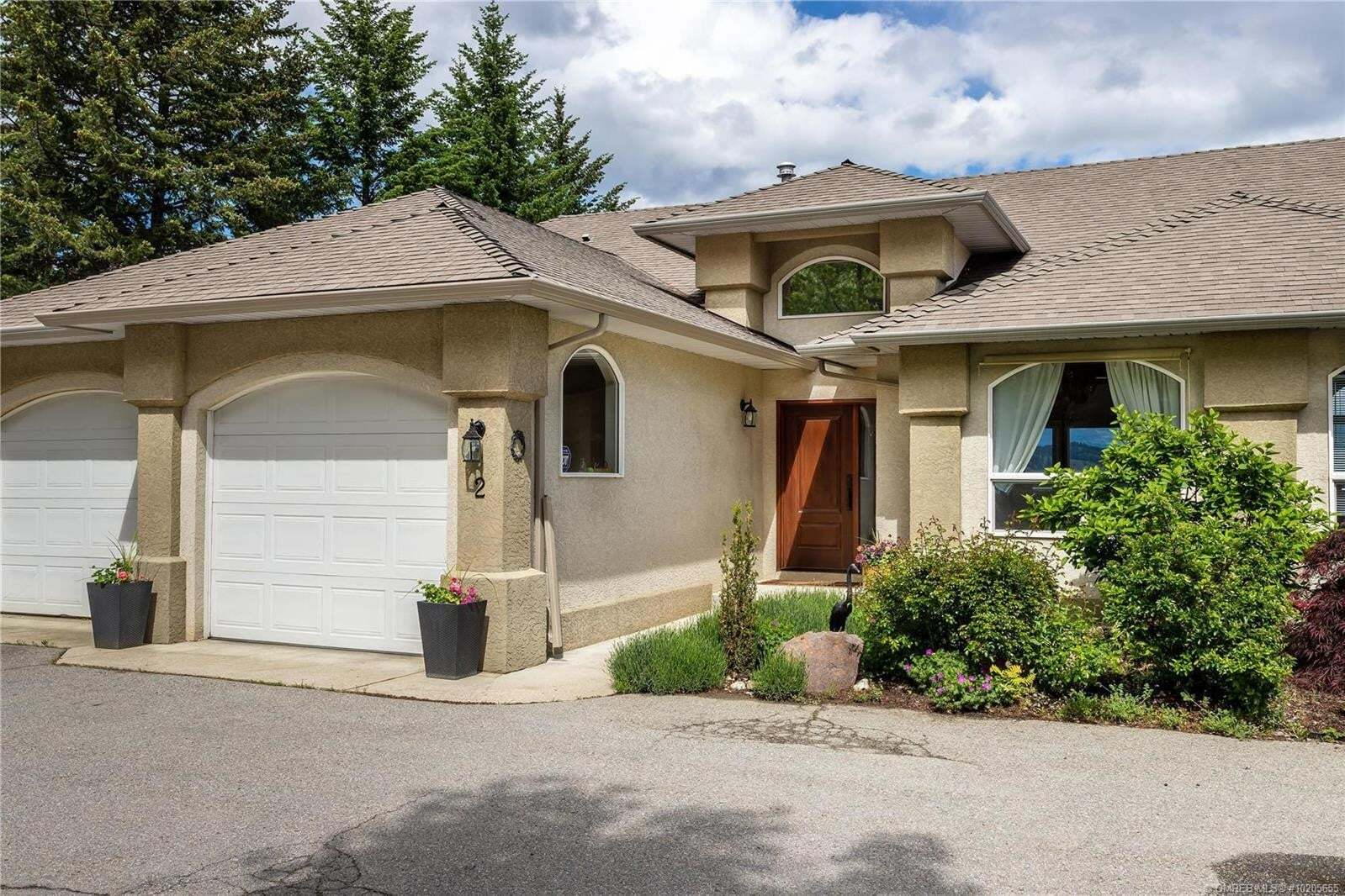 Townhouse for sale at 1555 Bear Creek Rd West Kelowna British Columbia - MLS: 10205655