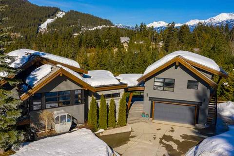 House for sale at 1555 Spring Creek Dr Whistler British Columbia - MLS: R2309023