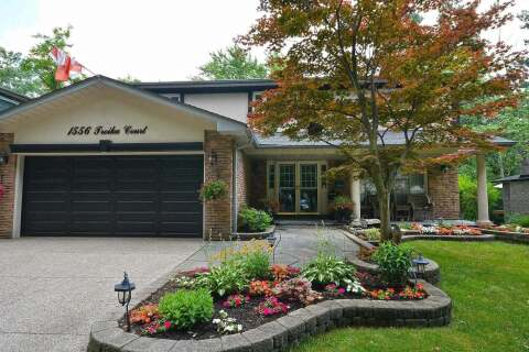 House for sale at 1556 Troika Ct Mississauga Ontario - MLS: W4821530
