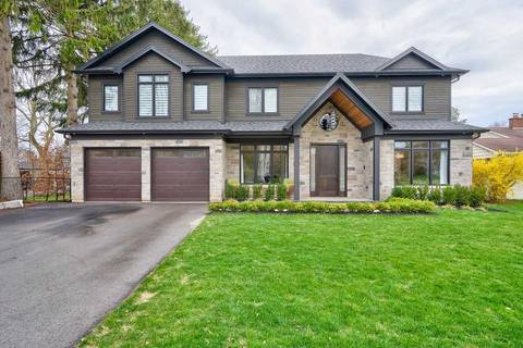 House for sale at 1556 Warland Rd Oakville Ontario - MLS: W4671652