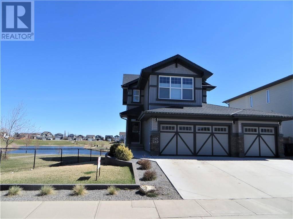 House for sale at 1557 Coalbanks Blvd W Lethbridge Alberta - MLS: ld0189065