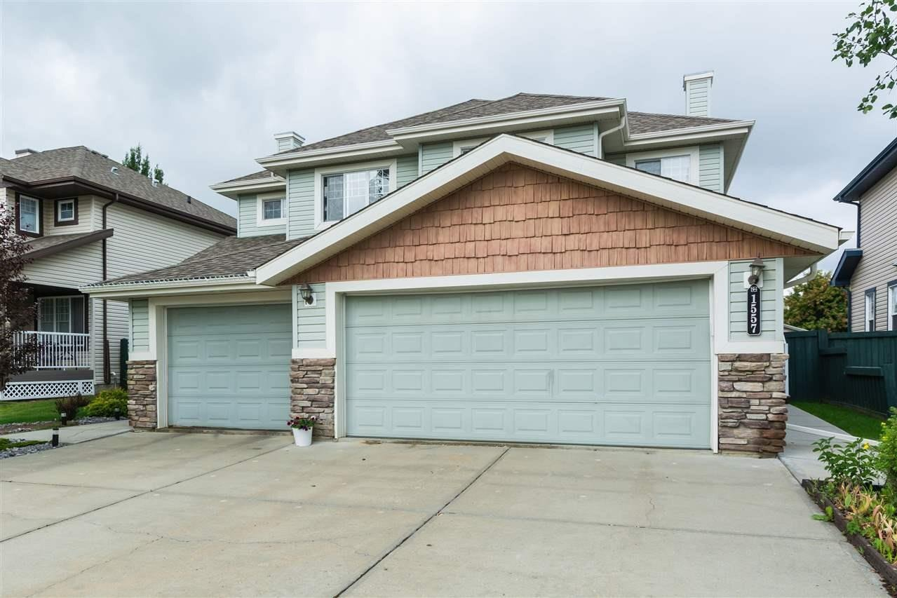 Townhouse for sale at 1557 Rutherford Rd SW Edmonton Alberta - MLS: E4205508