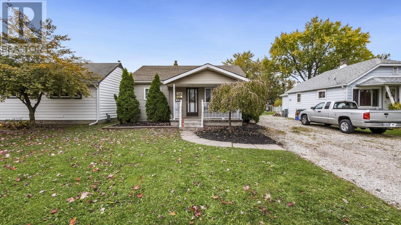 House for sale at 1559 Buckingham  Windsor Ontario - MLS: 19027826