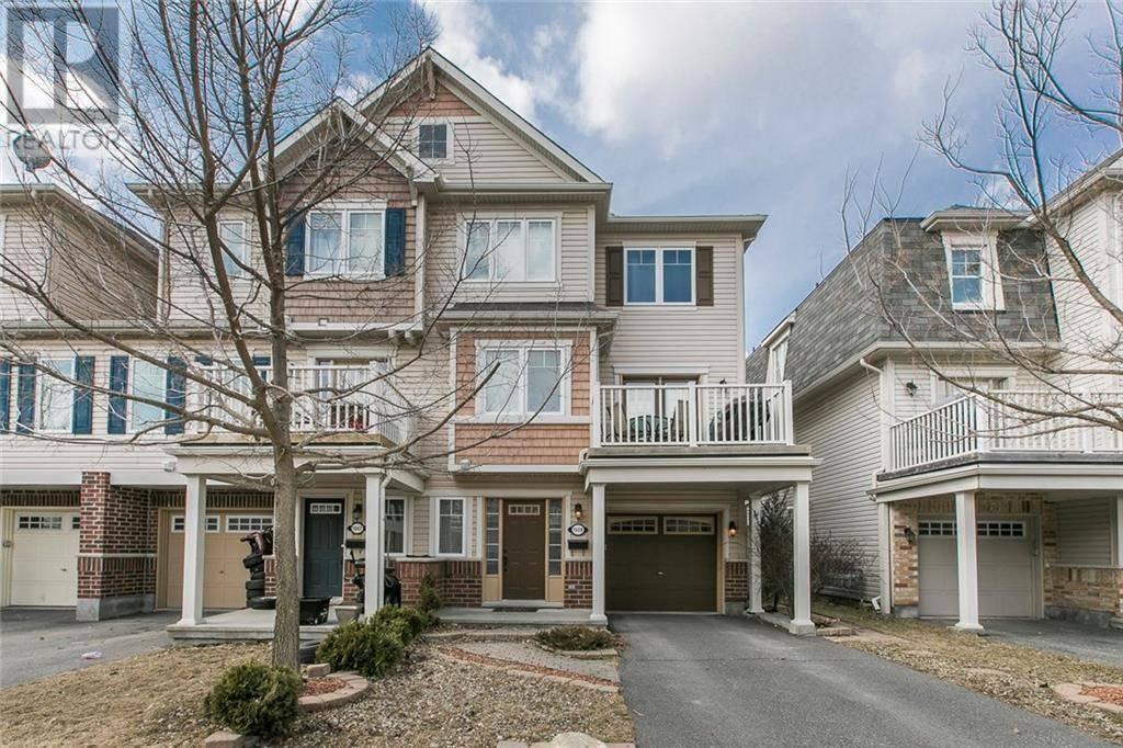 Townhouse for rent at 1559 Haydon Circ Ottawa Ontario - MLS: 1181568