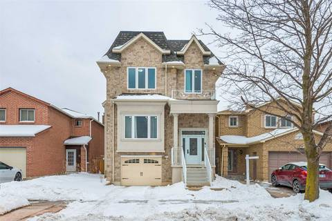 House for sale at 1559 Marshcourt Dr Pickering Ontario - MLS: E4694032