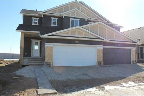 Townhouse for sale at 1559 Ravensmoor Wy Airdrie Alberta - MLS: C4233971