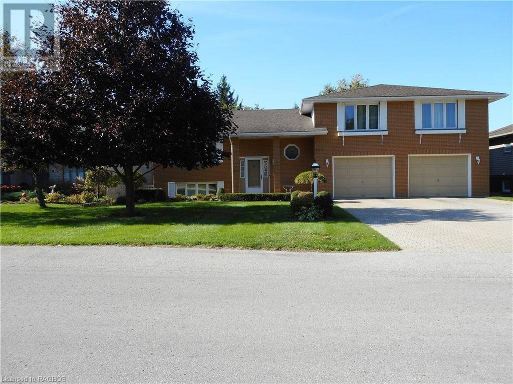 House for sale at 156 2nd Ave Hanover Ontario - MLS: 234398