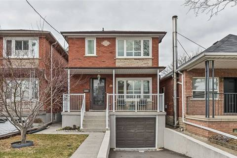 House for sale at 156 Alieen St Toronto Ontario - MLS: W4424265