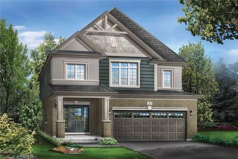 House for rent at 156 Bilanski Farm Rd Brantford Ontario - MLS: X4699091