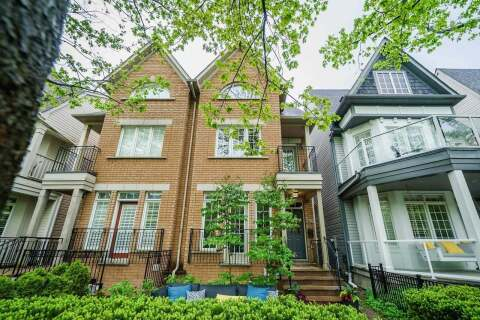 Townhouse for sale at 156 Boardwalk Dr Toronto Ontario - MLS: E4773512