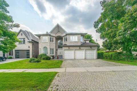 House for sale at 156 Burbank Dr Toronto Ontario - MLS: C4819555