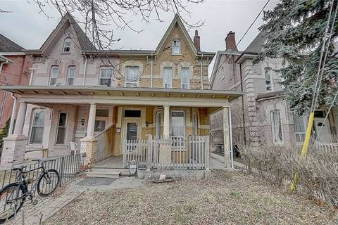 Townhouse for sale at 156 Dovercourt Rd Toronto Ontario - MLS: C4671497