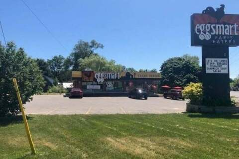 Commercial property for sale at 156 Dundas St Brantford Ontario - MLS: X4795755