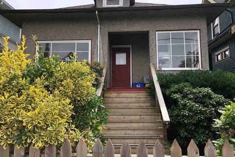 House for sale at 156 22nd Ave E Vancouver British Columbia - MLS: R2381958