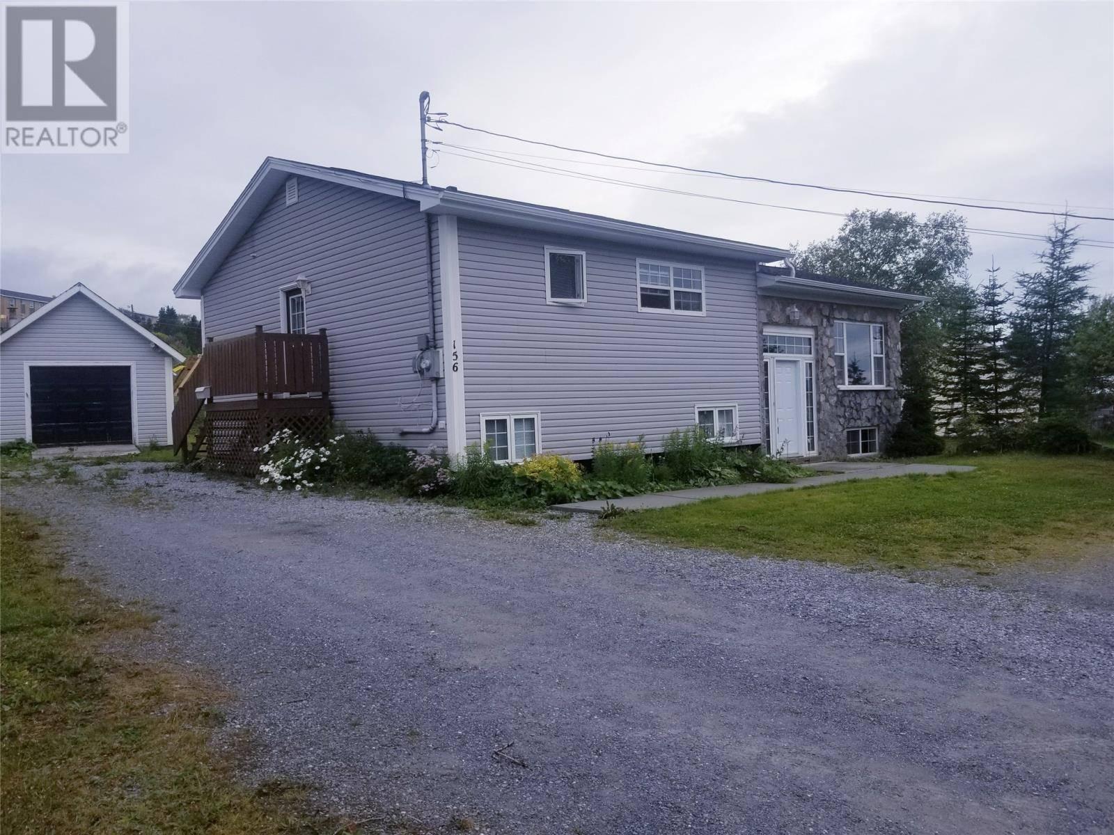 House for sale at 156 Elizabeth St Corner Brook Newfoundland - MLS: 1201132