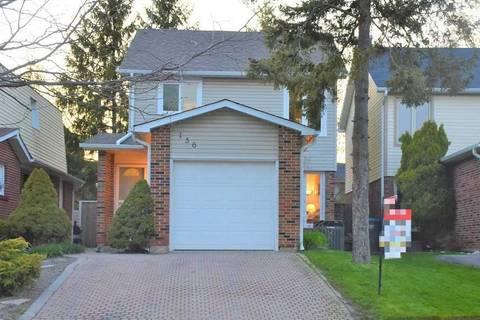 House for sale at 156 Fanshawe Dr Brampton Ontario - MLS: W4451947