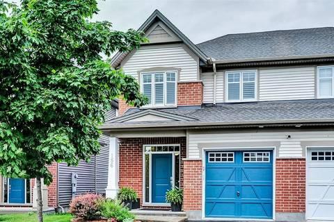 House for sale at 156 Flat Sedge Cres Ottawa Ontario - MLS: 1157385