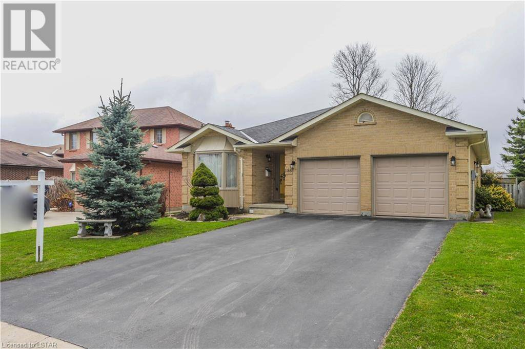 House for sale at 156 Golfview Rd London Ontario - MLS: 253638