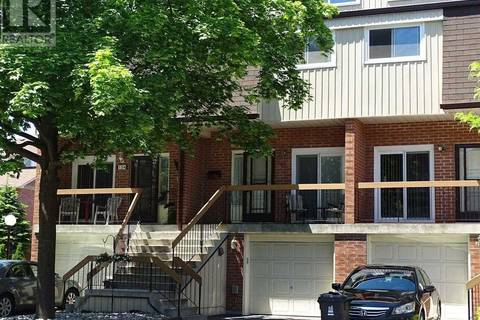 Townhouse for sale at 156 Homestead Rd Toronto Ontario - MLS: E4489836
