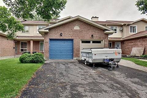 Townhouse for sale at 156 Huntersfield Dr Ottawa Ontario - MLS: 1157558